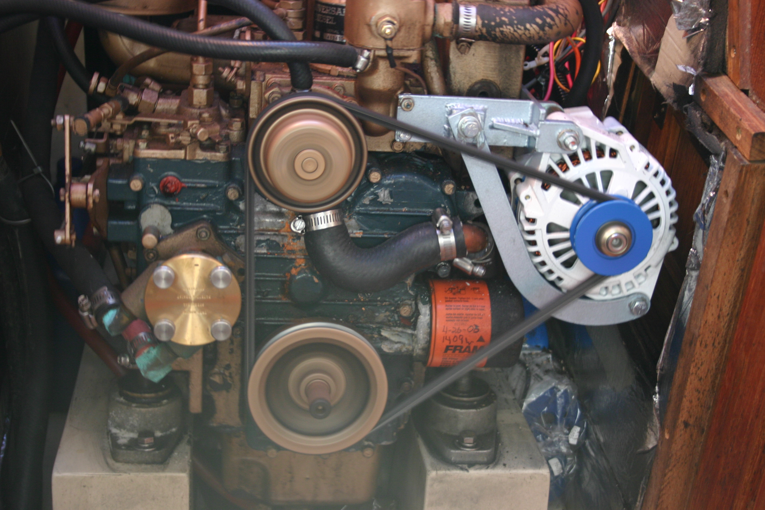 Balmar Alternator Wiring Diagram Libraries Simple 6 Series Home Page Brochures Contribute Cool Stuff Database Faq Fleets Forthe H Version Of The Regulator Means That Provided A Prefabricated Harness
